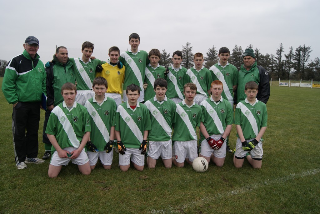 Shamrocks Minor Football 2/3/13