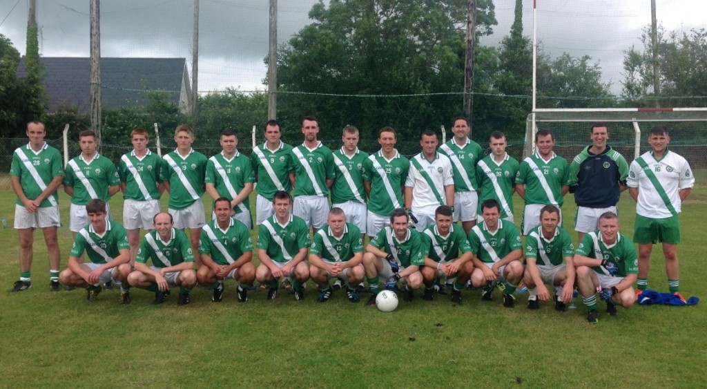 Shamrocks Panel V Valley Rovers