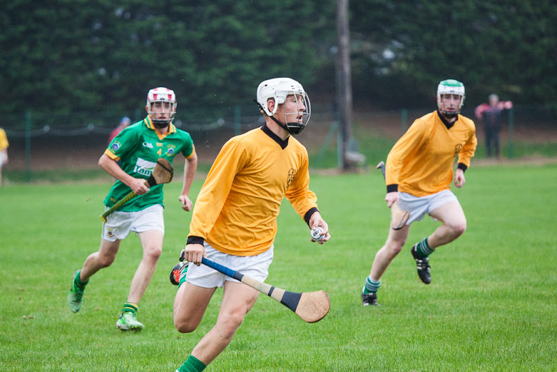 Darragh Scriven looks up V Cobh, MHC Semi Final, 31/8/14