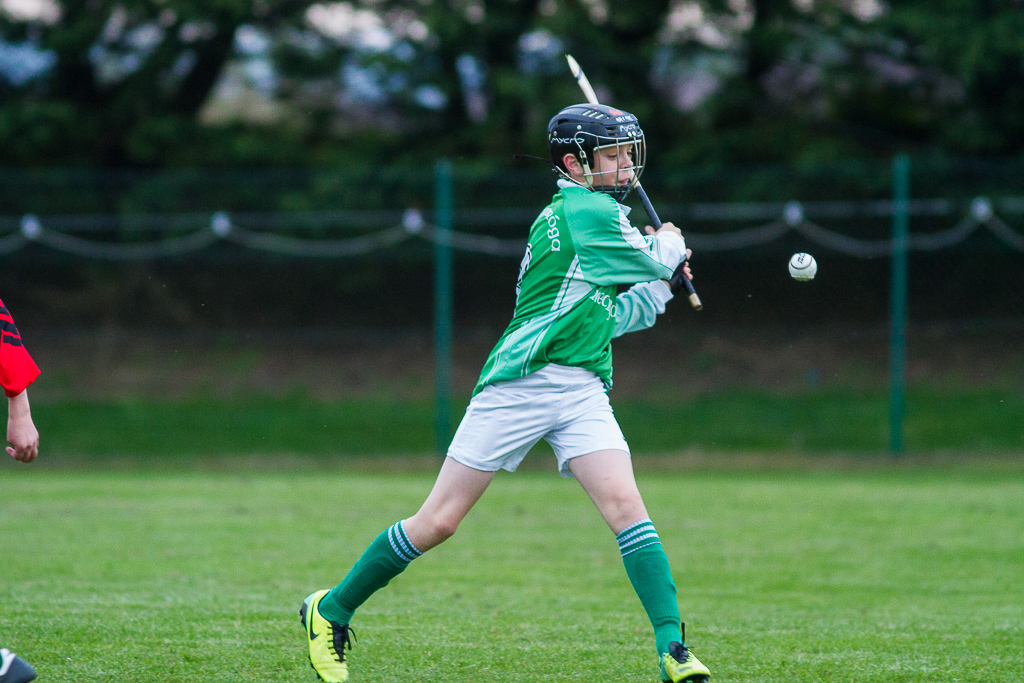 Mark Sisk V Crosshaven, 15/4/15