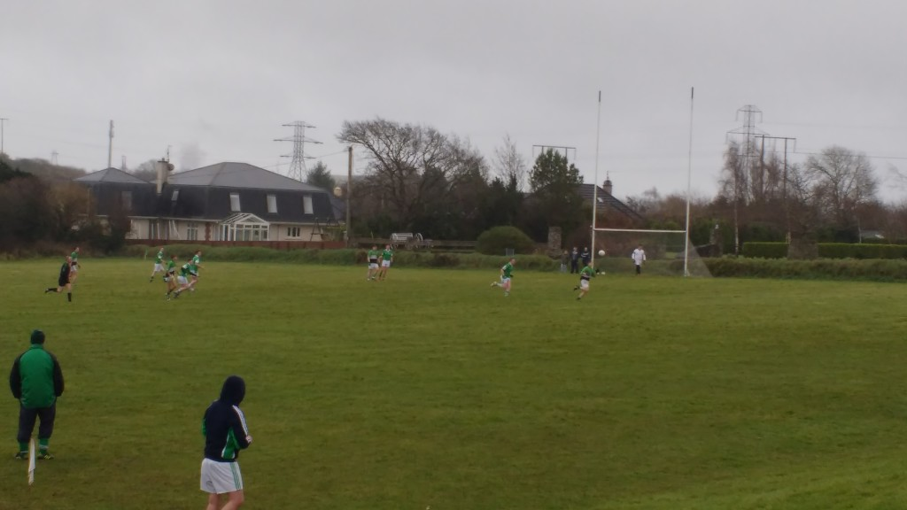Action from the MCFL V St Vincents, 6/3/16