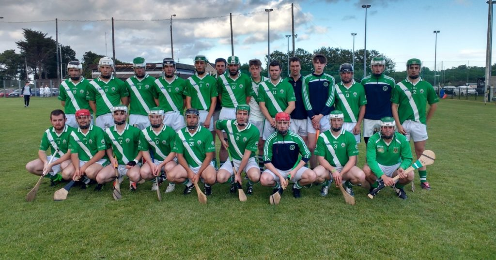 Shamrocks JAHC Panel V Tracton, 1/7/16. Back row, l to r: Tom Langton, Darragh Scriven, Cathal Kidney, Mark Hitchmough, Andrew O'Grady, Barry Mulqueen, Alan McCarthy, Cormac Scriven, Seanan Collins, Dave O'Neill, Matthew Fleming, Stephen O'Neill, David Barry, Shane Kelleher. Front, l to r: Jonathan Tuohy, Jason Browne, David Andrews, Aonghus Boland, Senan Andrews, Chris O'Neill, Brendan Crowley, Coby O'Grady, Darragh O'Sullivan