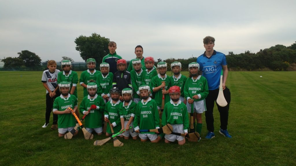 U10 HL V Passage, in Passage, 19/7/16. Panel with mentors Andrew O'Grady, Shane O'Donovan and Mark Hitchmough.