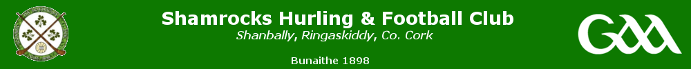 Shamrocks Hurling & Football Club